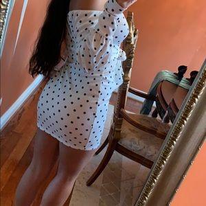 PrettyLittleThing Dresses - polka dot dress